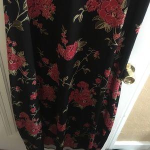 LuLaRoe Dresses - LuLa ROE Marie Dress, Maxi Dress SIZE 3X